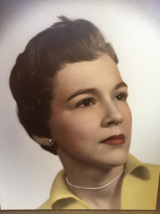 Gladys Jean  Metcalfe