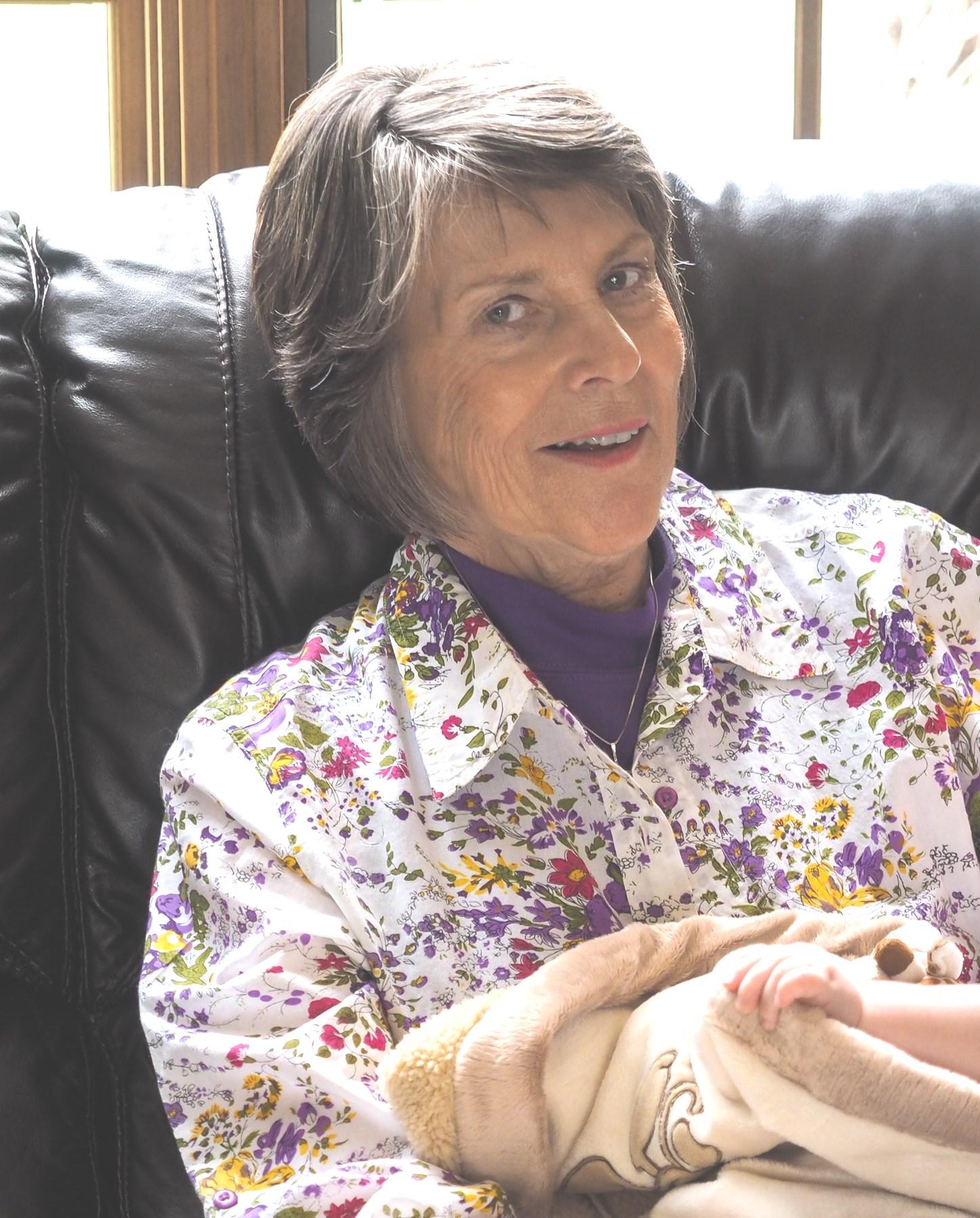 Nancy Lee  Caruth