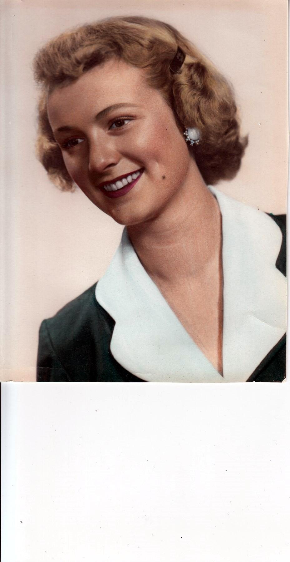 Ethel  Rosebush