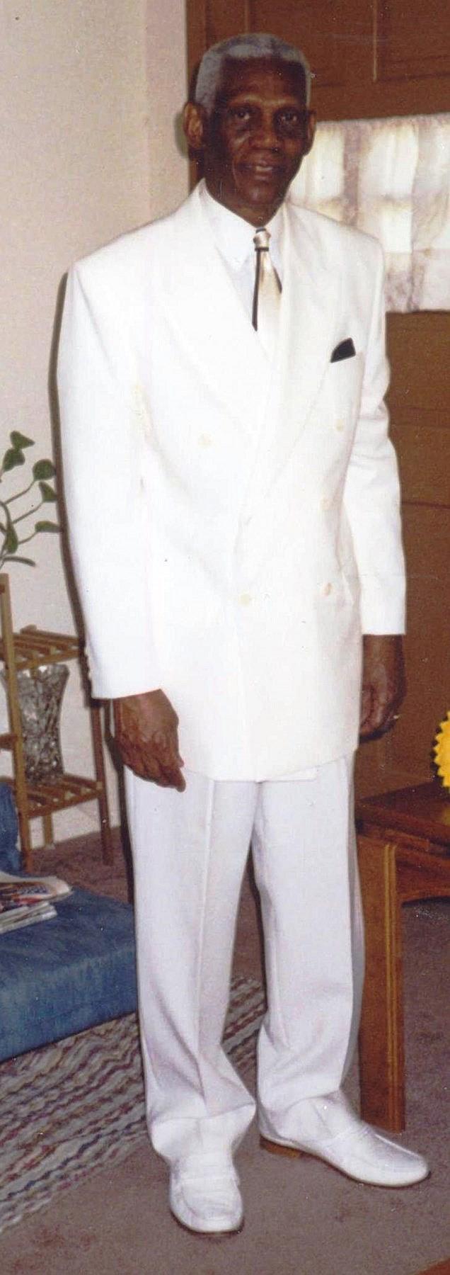 Rev.  Meldon Algadon  Chase