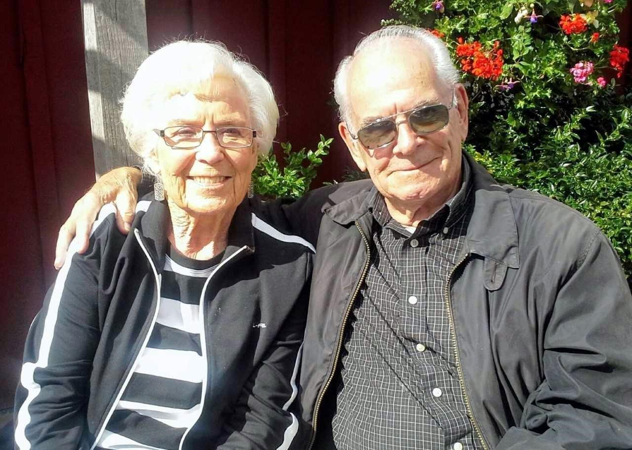 Thelma & Skip  Ward