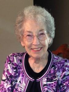 Ann Louise  Simmons