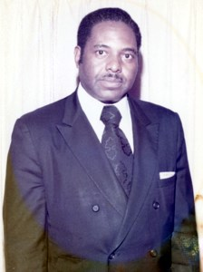 Pastor Earnest  Washington, Sr.