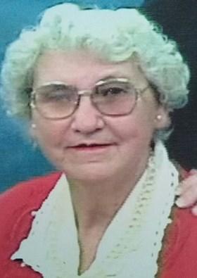 Margaret Minnie Alma Marsch