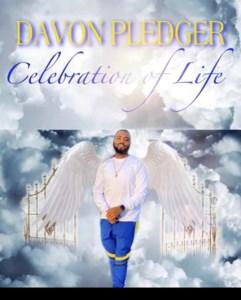 Davon Lee  Pledger