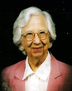 Margaret Lutz  Lindsey