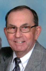 Donald Francis  Hendrickson Sr.