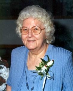 Bertha M.  Morse