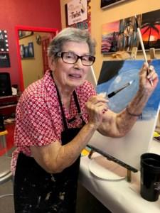 Marion Joan  Plump