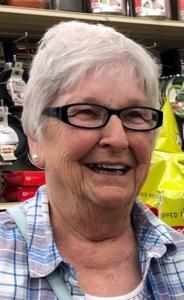 Nancy Louise Coble  Saunders