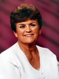 Joan Marlene  (Hutchings) Barron