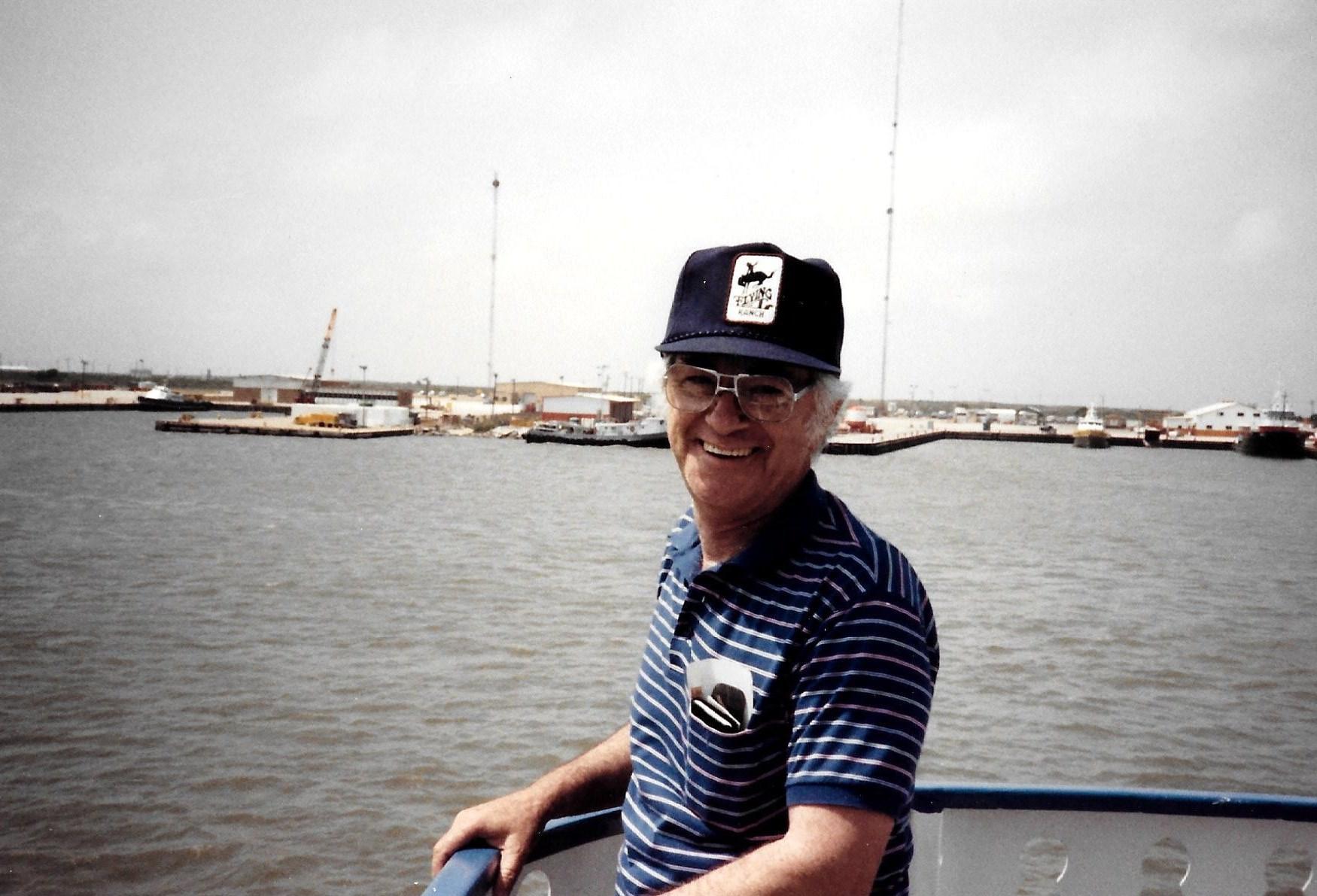 Mearl Joseph Barilleaux Obituary - New Braunfels, TX