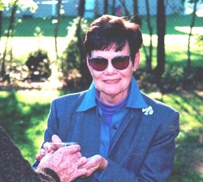 Mary Tracy