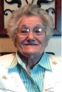 Doris Anna  ( Adley ) Garrett