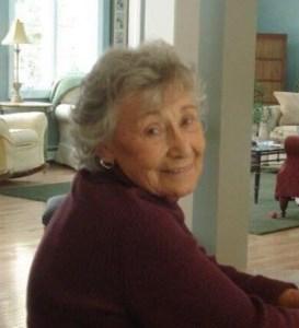 Joan Frances  Fortier