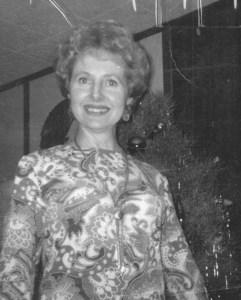 Rose Marie  LaFlamme