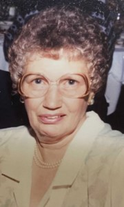 Donna Ruth  HOLM