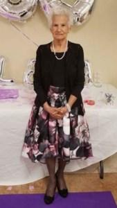 Olga Violeta R  Perez