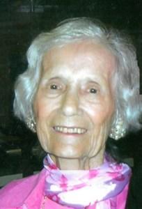 Rosemary Faciane  Clotworthy