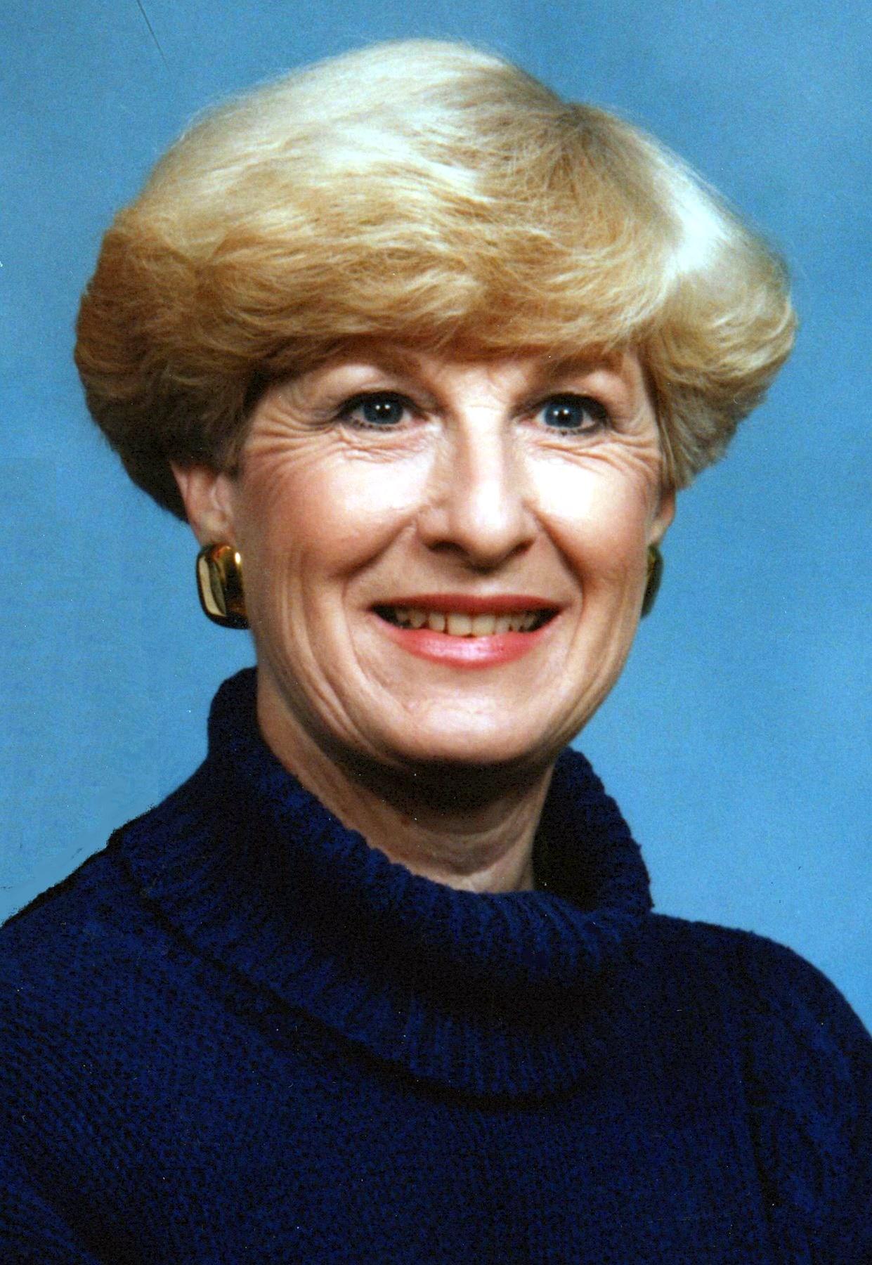 Edith M.  Hayter