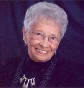 Alberta Ruth  Bensik