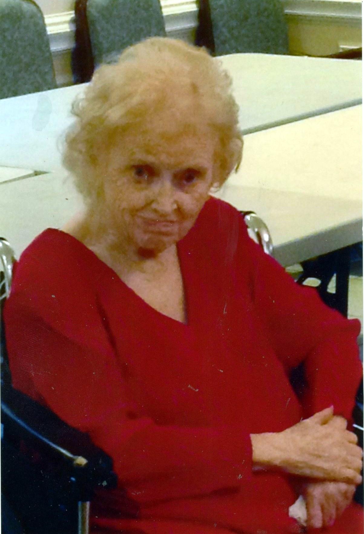 Alice Faye  WINGLER