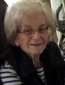"Ruth Margareta ""Greta"" Taube  Sliger"
