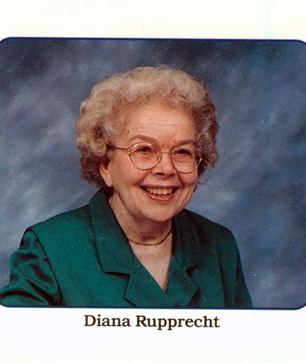 Diana  Rupprecht