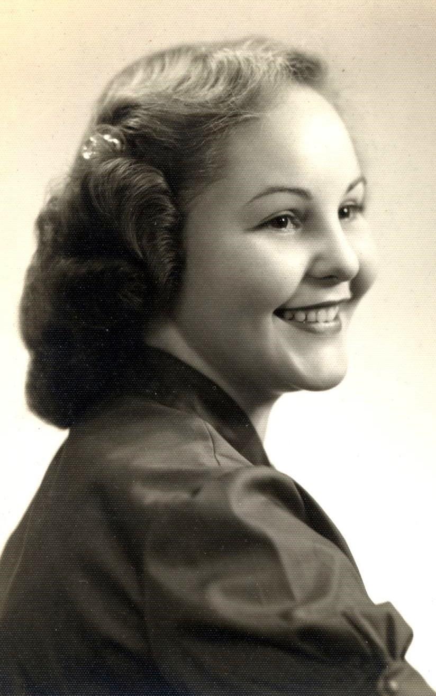 Edna J.  St. John